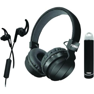 Naxa Electronics NE-945 Bluetooth 3-in-1 Power Combo