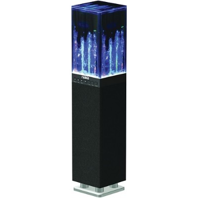 Naxa Electronics NHS-2009 Dancing Water Light Tower Speaker System