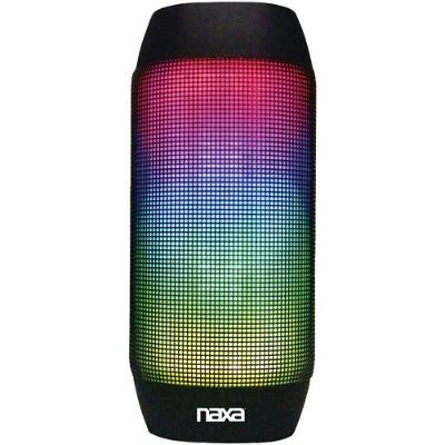 Naxa Electronics NAS-3062 Bluetooth Speaker with LED Lighting Effects