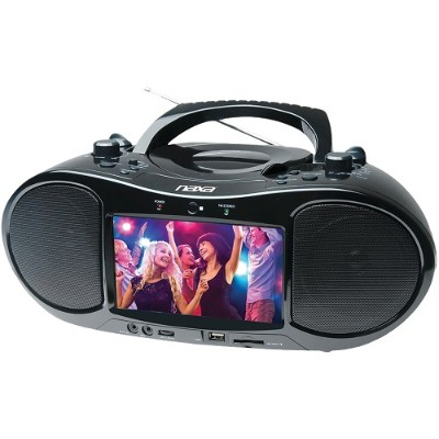 Naxa Electronics NDL-257 7 Bluetooth DVD Player
