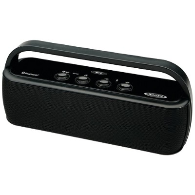 Jensen SMPS-627 Bluetooth Portable Stereo Speaker
