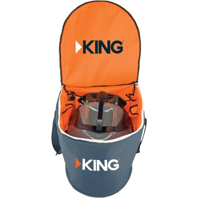 King Controls CB1000 KING Quest/KING Tailgater Padded Carry Bag