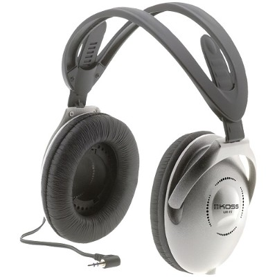 Koss Corporation 182139 UR15A Over-Ear Headphones