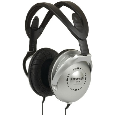 Koss Corporation 184903 UR18 Over-Ear Headphones