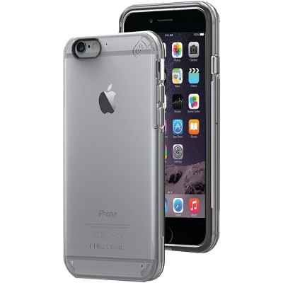 PureGear 11064VRP iPhone 6/6s Slim Shell PRO Case (Clear/Clear)