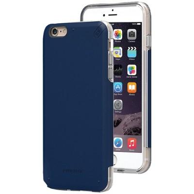 PureGear 11076VRP iPhone 6 Plus/6s Plus DualTek PRO Case (Blue/Clear)