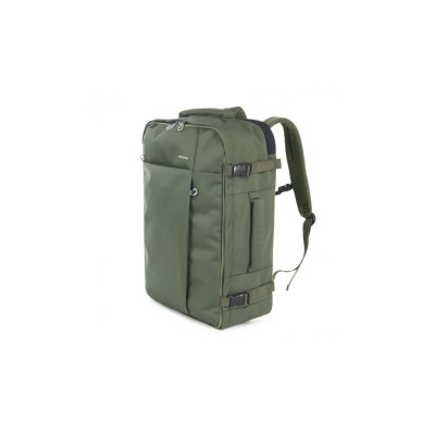 Tucano BKTUG-L-V 17.3 Tugo Large Travel Backpack (Green)