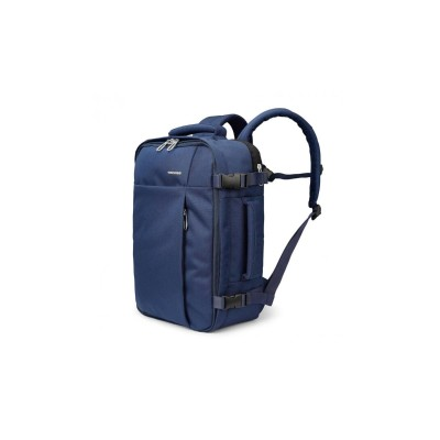 Tucano BKTUG-M-B 15.6 Tugo Medium Travel Backpack (Blue)