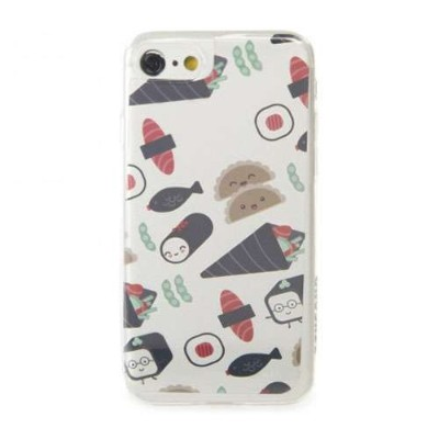 Tucano IPH74C-TR iPhone 7 Ultraslim Case with Interchangeable Designs