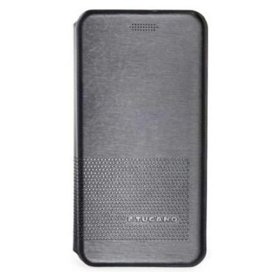 Tucano IPH7521-BK iPhone 7 Plus 2-in-1 Booklet Case (Black)