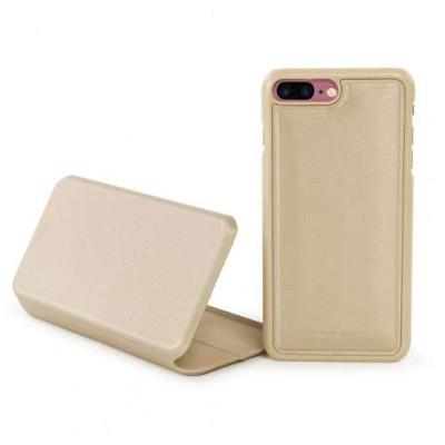 Tucano IPH7521-GL iPhone 7 Plus 2-in-1 Booklet Case (Gold)
