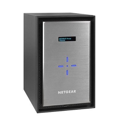 NetGear RN628XE6-100NES ReadyNAS 628X 8-bay Network Attached Storage 8X6TB Enterprise