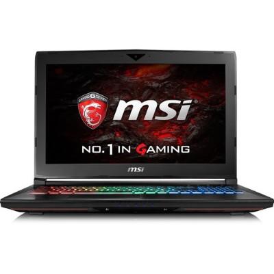 MSI GT62VR238 GT62VR Dominator Pro-238 Intel Core i7-7700HQ Quad-Core 2.80GHz Gaming Laptop - 16GB RAM  256GB SSD + 1TB HDD  15.6 FHD eDP IPS  Gigabit Ethernet