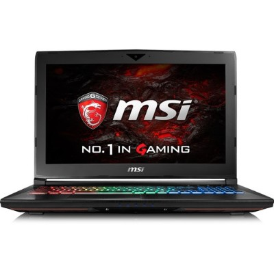 MSI GT62VR239 GT62VR Dominator Pro-239 Intel Core i7-7700HQ Quad-Core 2.80GHz Gaming Laptop - 16GB RAM  128GB SSD + 1TB HDD  15.6 FHD eDP IPS  Gigabit Ethernet
