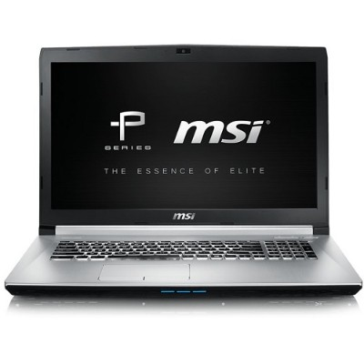 MSI PE70027 PE70 7RD-027 Intel Core i7-7700HQ Quad-Core 2.80GHz Gaming Laptop - 16GB RAM  128GB SSD + 1TB HDD  17.3 FHD eDP  DVD Super Multi  802.11ac  Bluetoot