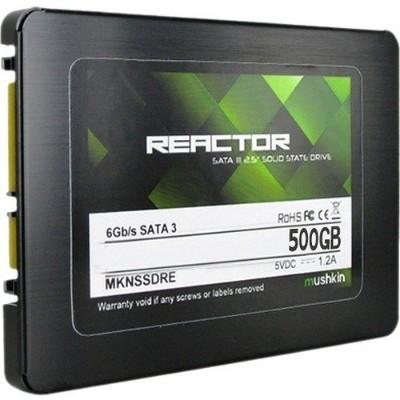 Mushkin MKNSSDRE500GB 500GB SATA 3.0 6Gb/s Internal Solid State Drive