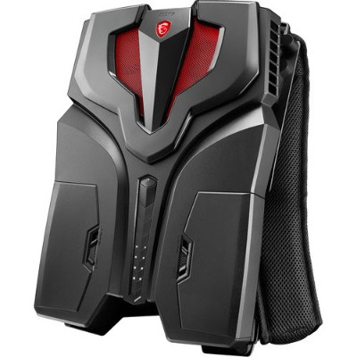 MSI VRONE067 VR ONE 067 2.9Ghz Intel Core Core i7-7820HK Gaming Backpack PC