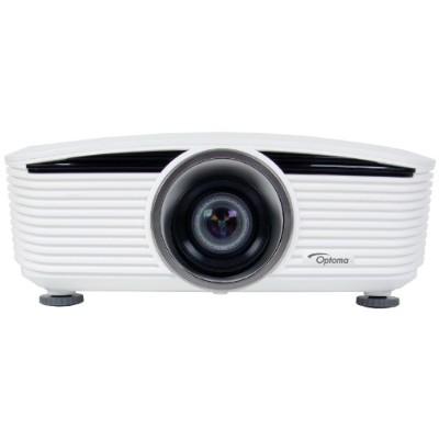 Optoma EH503 EH503 DLP PROJECTOR 1080P  5000 ANSI Lumens  2000:1 Contrast  no lens on base model  V + H lens shift  Full 3D  HDMI 1.4a  DVI-D  DisplayPort  2x V