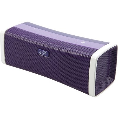 Digital Products International ISB394PR Bluetooth Speaker with USB Port (Purple)