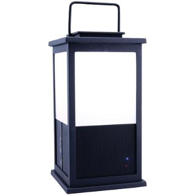 Digital Products International ISBW326B Lantern-Style Bluetooth Speaker