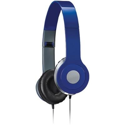 Digital Products International IAH54BU Over-Ear Designer Stereo Headphones