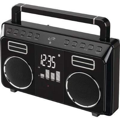 Digital Products International iBB683B Bluetooth FM Radio