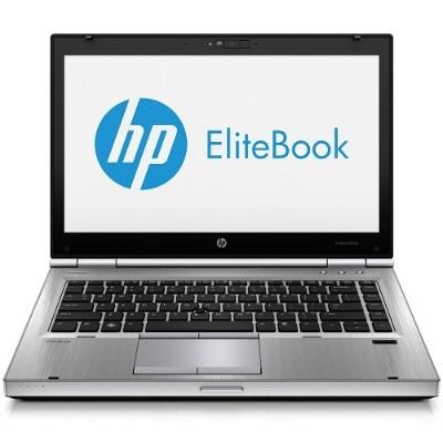 HP Inc. MOLHP8470P/2.6CI5-8D EliteBook 8470p Intel Core i5-3320M Dual-Core 2.60GHz Notebook PC - 8GB RAM  320GB HDD  14.0 LED HD  DVD-ROM  Gigabit Ethernet  802