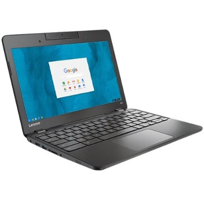 Lenovo 80YS000BUS N23 80YS Intel Celeron Dual-Core N3060 1.60GHz Chromebook - 4GB RAM  32GB eMMC  11.6 HD IPS Touch  802.11ac  Bluetooth  Webcam  3-cell Battery