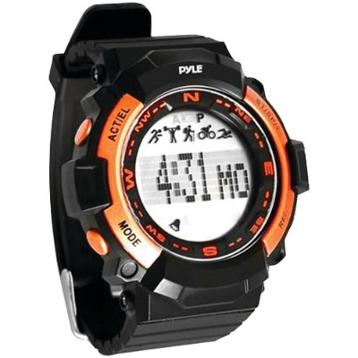 Pyle PSPTR19OR Multifunction Sports Watch (Orange)