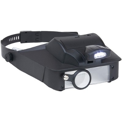 Carson Optical Lv-10 Lumivisor Head-worn Magnifier