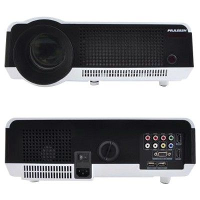 Pyle PRJLE82H LED Home Theater Projector with 1080p Support