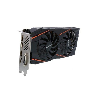 GIGA-BYTE Technology GV-RX470WF2-4GD Radeon RX 470 WINDFORCE 4GB Graphic Cards