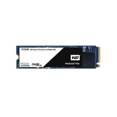 WD WDS512G1X0C 512GB PCIE Express 3.0 X4 NVMe Solid State Drive