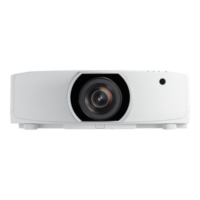 NEC Displays NP-PA853W-41ZL NP-PA853W-41ZL - LCD projector - 3D - 8500 lumens - WXGA (1280 x 800) - 16:10 - 1080p - standard lens - with NP41ZL lens
