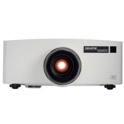 Christie 140-034108-01 DWU599-GS - 1DLP WUXGA 6 065 ISO Lumen Laser Phosphor Projector  White