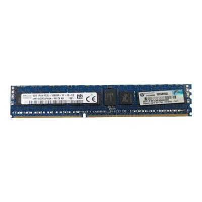 Hewlett Packard Enterprise 735302-001 8GB 1600MHz PC3L-12800R-11 DDR3 Quad-Rank x4 1.35V Registered Dual In-Line Memory Module (RDIMM)