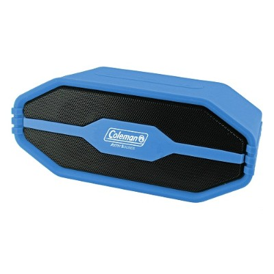Coleman CBT15-BL CBT15 Bluetooth and Waterproof Speaker - Blue