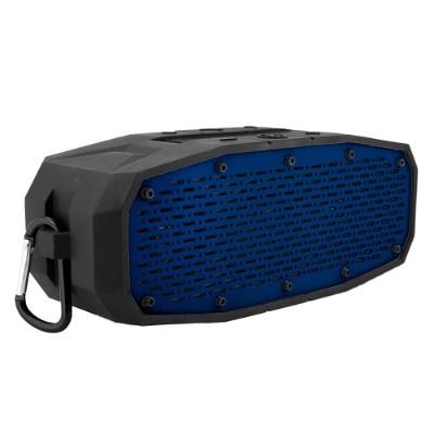 Coleman CBT17-BL CBT17 Bluetooth and Waterproof Bass Speaker - Blue