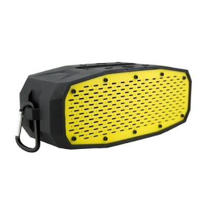 Coleman CBT17-Y CBT17 Bluetooth and Waterproof Bass Speaker - Yellow