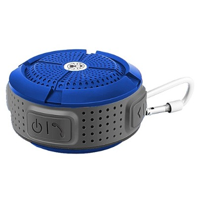 Coleman CBT11-BL CBT11 Bluetooth and Waterproof Portable Speaker - Blue