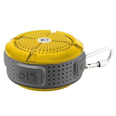 Coleman CBT11-Y CBT11 Bluetooth and Waterproof Portable Speaker - Yellow