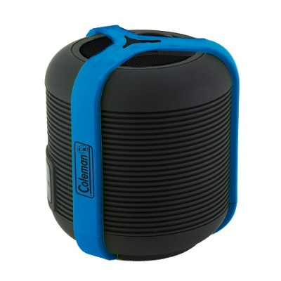 Coleman CBT13-BL CBT13 Bluetooth and Waterproof Mini Speaker - Blue