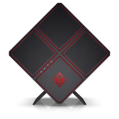 HP Inc. Z5M47AA#ABA Omen X 900-110 Gaming Desktop PC - Intel Core i7-7700K 4.20GHz Quad-Core Processor  8GB DDR4 RAM  2TB HDD + 256GB SSD  AMD Radeon RX 480 Gra