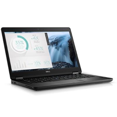 Dell VMHKH Latitude 5480 Intel Dual-Core i5-7300U 2.6GHz Notebook Computer - 8GB RAM  128GB SSD  14 LED  Gigabit Ethernet  Bluetooth  Webcam