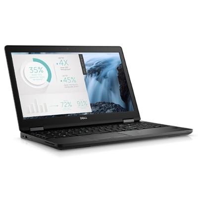 Dell T6YG7 Latitude 5580 Intel Core i5-7300U Dual-Core 2.60GHz Notebook PC - 8GB RAM  500GB HDD  15.6 HD  Gigabit Ethernet  Bluetooth  Webcam  4-cell Li-Ion