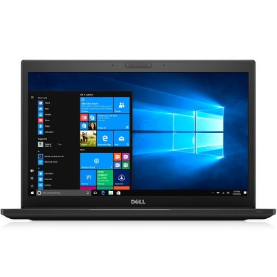 Dell 4HCNK Latitude 7480 Intel Core i5-7300U 2.6GHz Notebook Computer - 8GB RAM  256GB HDD  14 FHD  Gigabit Ethernet  IEEE 802.11ac  Bluetooth  Webcam  4-Cell B