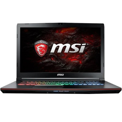 MSI GE72VR447 GE72MVR Apache Pro-447 Intel Core Core i7-7700HQ Quad-Core 2.80GHz Gaming Laptop - 16GB RAM  1 TB HDD  17.3 FHD  Gigabit Ethernet  802.11ac  Bluet
