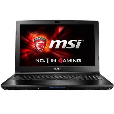 MSI GL62M621 GL62M 7RE-620 Intel Core i7-7700HQ Quad-Core 2.80GHz Gaming Notebook - 8GB RAM  128GB SSD + 1TB HDD  15.6 Full HD eDP  Gigabit Ethernet  802.11ac