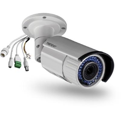 TRENDnet TV-IP340PI Indoor / Outdoor 2 MP 1080p Varifocal PoE IR Network Camera