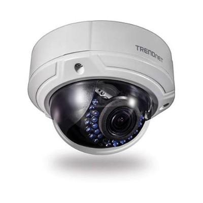 TRENDnet TV-IP341PI Indoor / Outdoor 2MP 1080p Varifocal PoE IR Dome Network Camera